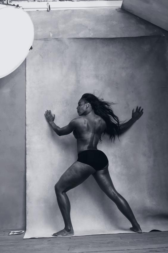 倍耐力2016年曆深入探討女性之美_盡展多元「女力」風範_SerenaWilliams.jpg