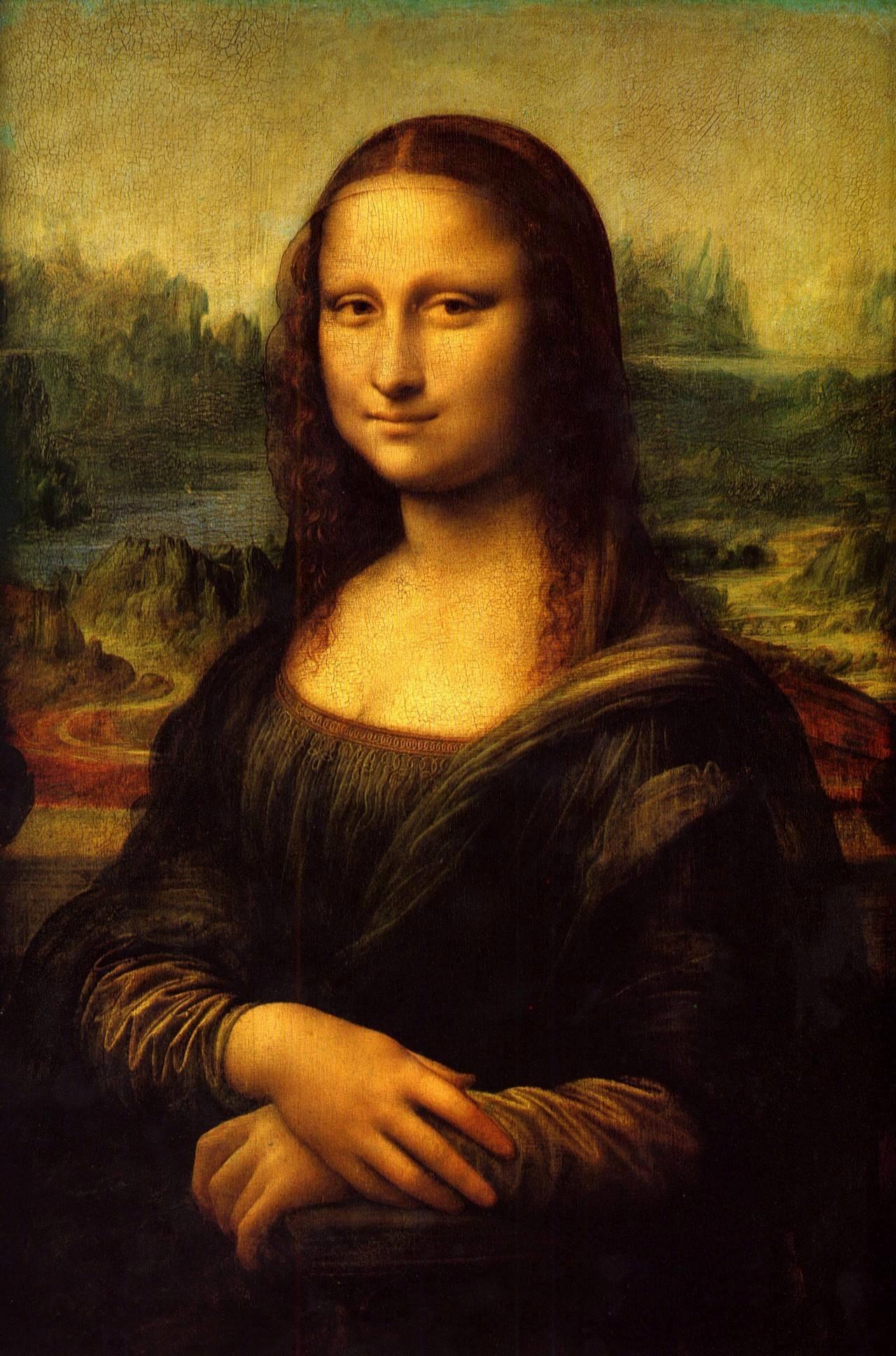 【蒙娜麗莎的微笑】Mona_Lisa.jpg