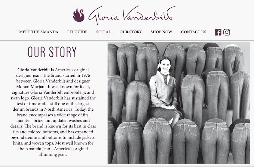 擁有傳奇一生的美國名媛Gloria_Vanderbilt_95歲仙逝:她讓牛仔褲成為了女性的時尚單品!02.png