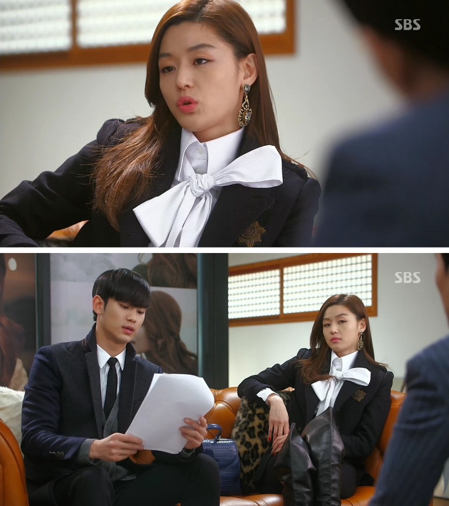 You Who Came From the Stars.E10.Look8 SBS2