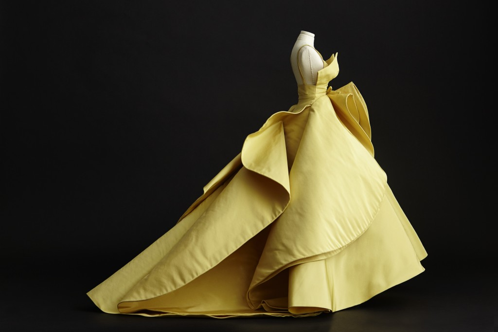 MARLY Haute Couture spring-summer 1949, Trompe-l-'oeil line 咎ophie Carre 2