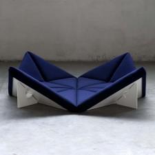 Louis Vuitton助前衛設計師Pierre Paulin生產從未發表的概念家具 2014邁阿密藝術展亮相